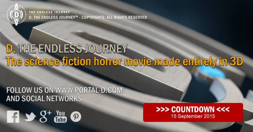 "Project ""D. The Endless Journey"" – A Sci-Fi/Horror Film"
