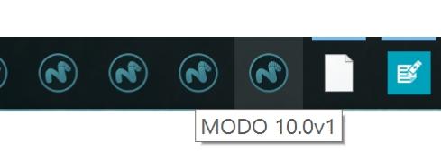 MODO 10.0v1 rumor…