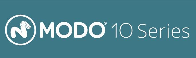 Scopriamo le novità di MODO 10.0v1 [MODO 10series]